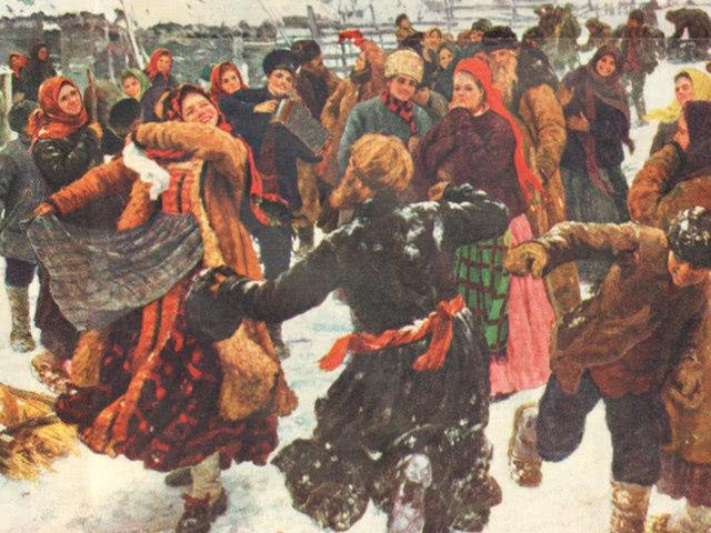 Частушки на Масленицу русские народные детские и ...