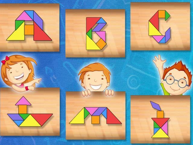 Танграм схемы с задачами для дошкольников. Шаблоны для распечатки танграма