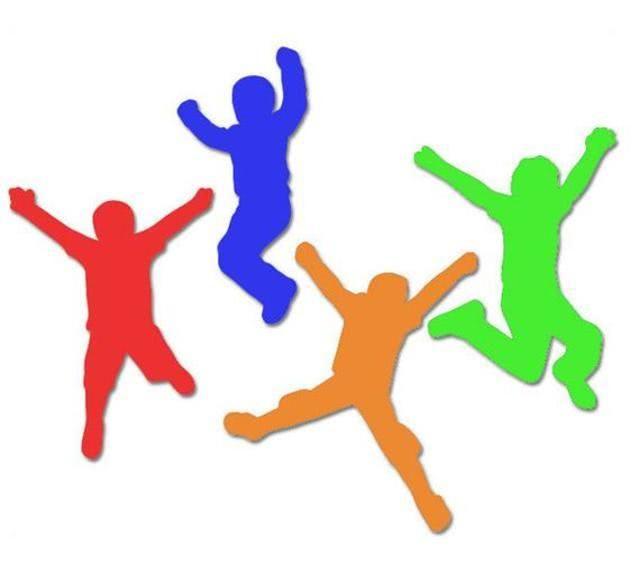 Простые подвижные игры для детей в детской