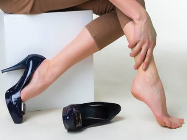 Мы находимся в обуви почти половину нашей жизни. Часть обуви…