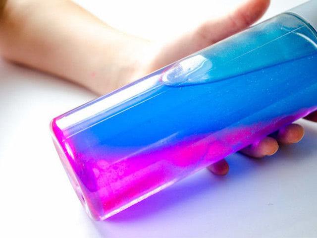 Две сенсорные обучающие игрушки для дошкольников своими руками: простая и сложная