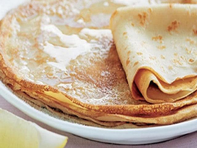 Блинчики приготовленные на молоке и кипятке получаются румяными и аппетитными.…