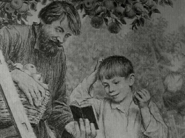 Рассказы и сказки для детей К.Д. Ушинского