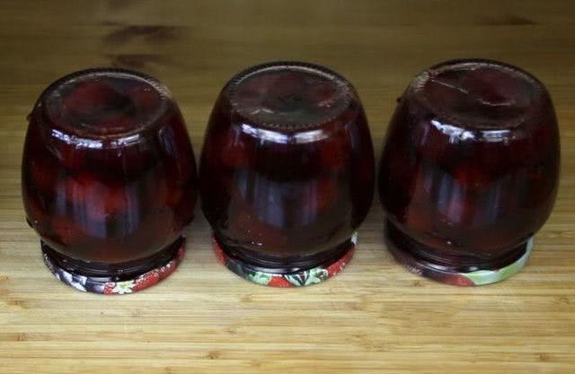 Пошаговый рецепт варенья из клубники с целыми ягодами на зиму, фото_8