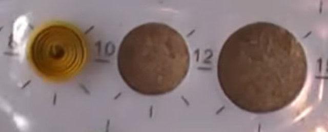 Красивая лёгкая поделка: пасхальное яйцо из бумажных лент в технике квиллинг_1
