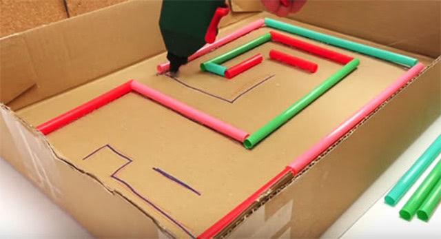 Как сделать детские настольные игры для всей семьи своими руками: пошаговая инструкция_3