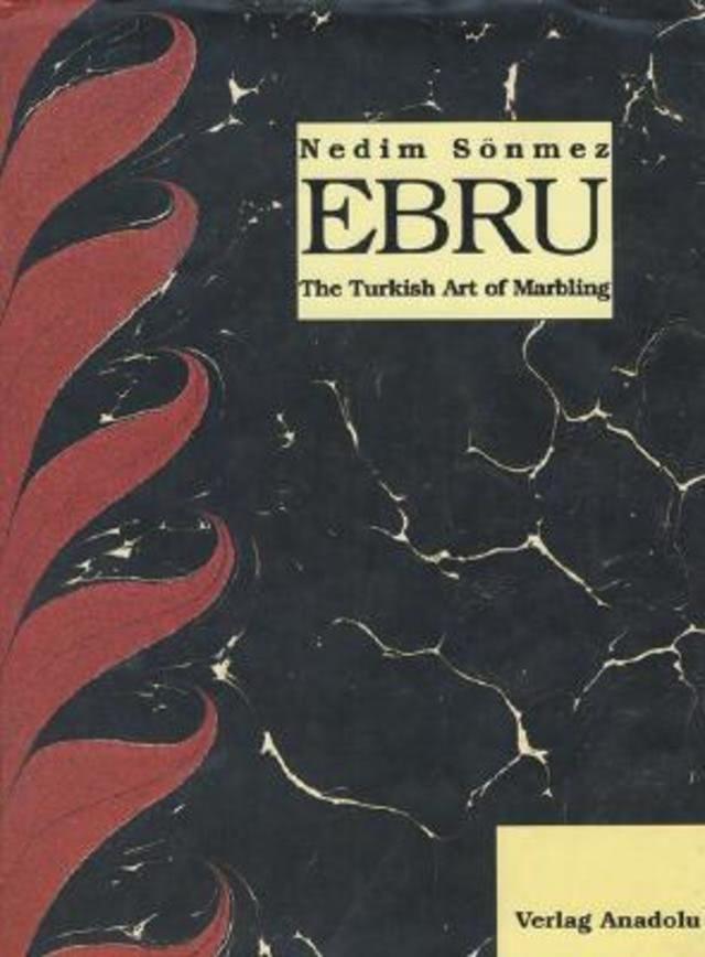 Книги по искусству эбру_2
