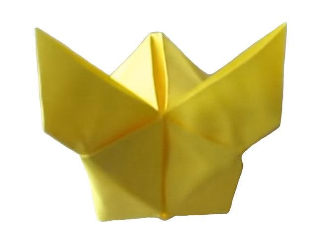 Кролик: объёмная поделка на пасху из бумажных салфеток_1