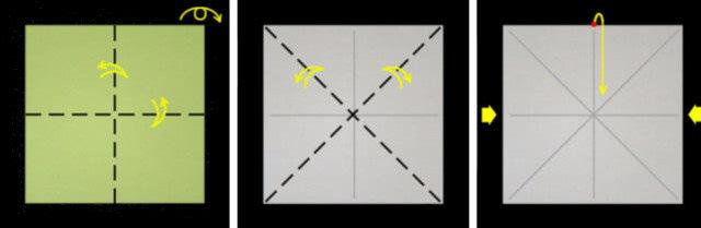 Кролик: объёмная поделка на пасху из бумажных салфеток_2