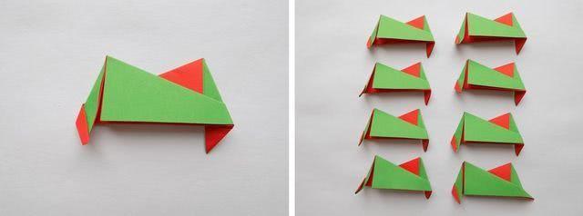 Необычные поделки на Новый год из бумаги своими руками: лёгкие и интересные_5