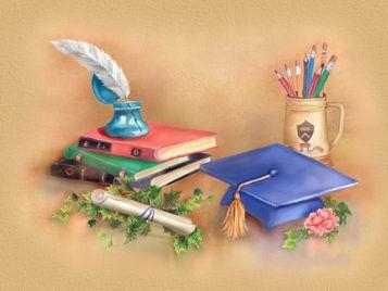 Стихи на выпускной в 4 классе (начальной школе) для детей, первого учителя, родителей, директора и завуча