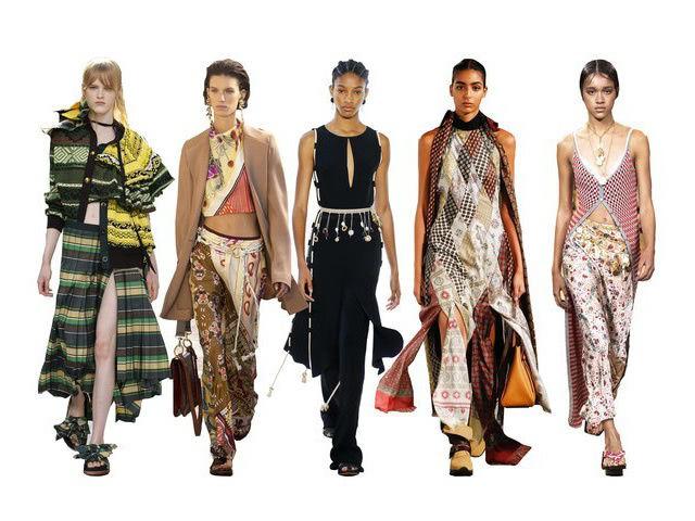 12 основных тенденций и трендов модной женской ...
