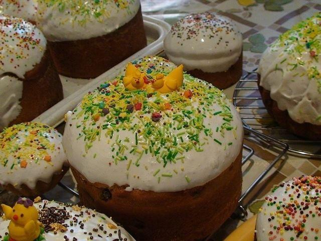 Домашний пасхальный кулич из венского теста – самый вкусный рецепт с фото, видео_1