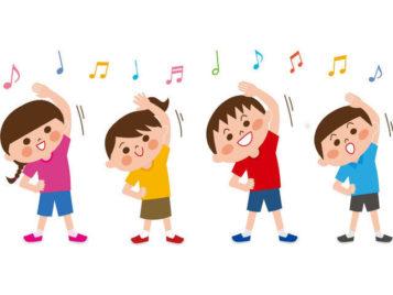 Детская утренняя гимнастика в стихотворной форме для старшей группы детского сада