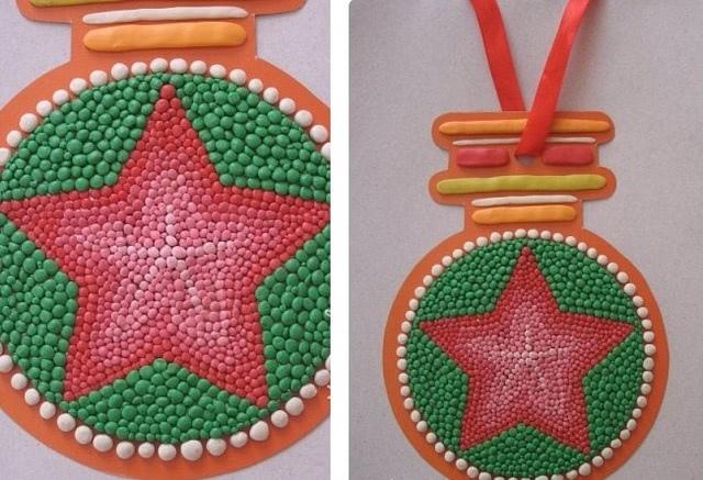 «Медали и ордена» - самая красивая поделка ко Дню защитника Отечества для детей 4 класса_3
