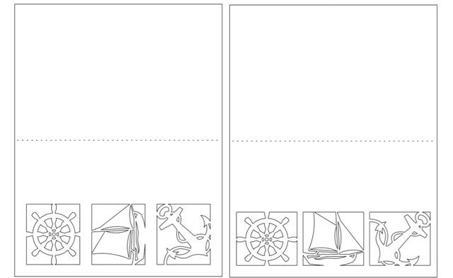 Открытки в технике художественного вырезания (для конкурса на 23 февраля)_7