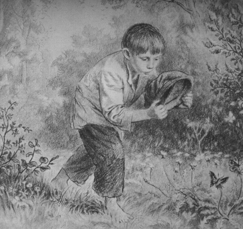 Читать рассказ Ушинский — Четыре желания - 2