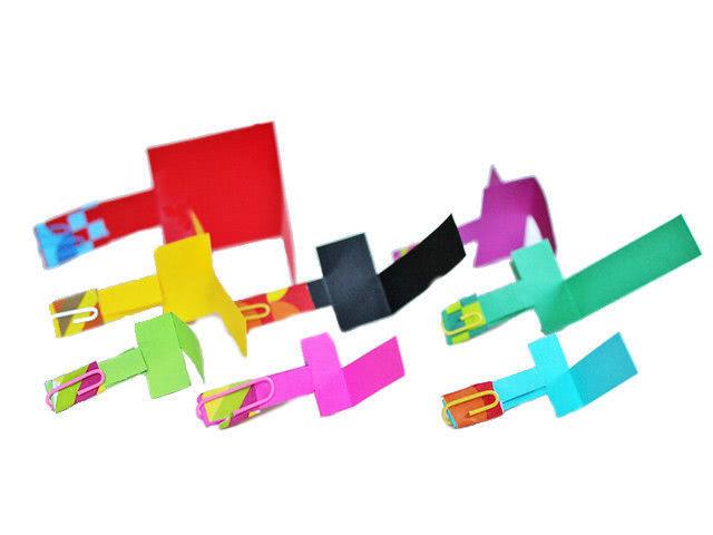 Бумажный вертолёт одна из самых простых игрушек, которую ребёнок 3-7…