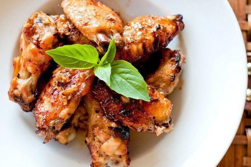 Пряный маринад для шашлыка из курицы на кефире – пошаговый рецепт с фото_1