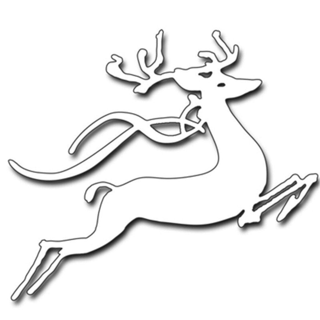 Вытынанки-шаблоны Снеговик и лесные звери (можно распечатать и вырезать)-4