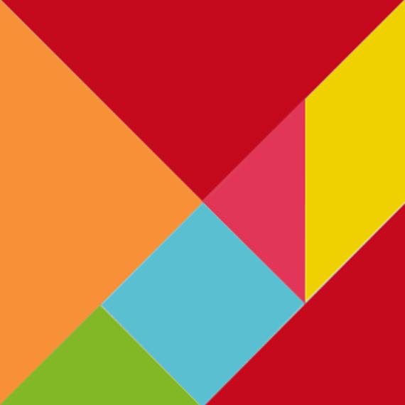 Шаблоны для распечатки классического и объёмного танграма_20х20см_цветной