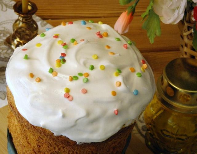 Пошаговый рецепт сахарно-лимонной глазури для пасхального кулича_3