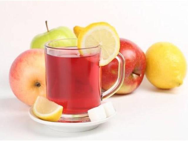 Яблоки, чай и отсутствие вредных привычек — ...