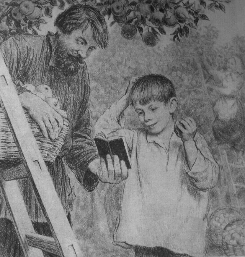 Читать рассказ Ушинский — Четыре желания - 4