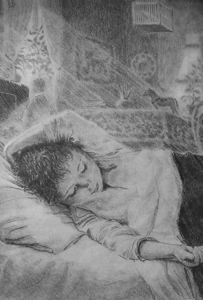 Читать рассказ Ушинский — Утренние лучи
