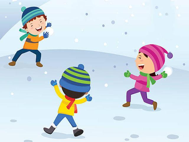 Развивающие подвижные игры для детей старшего дошкольного возраста зимой в помещении и на улице