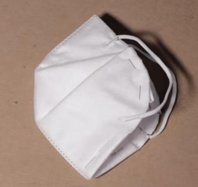 Изготовление маски из HEPA фильтров для защиты от коронавируса пошагово_7