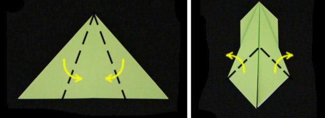 Кролик: объёмная поделка на пасху из бумажных салфеток_6