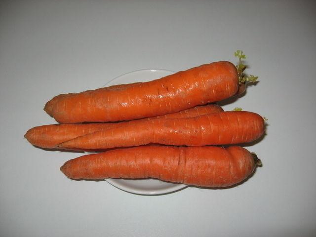 Морковь содержит бета-каротин